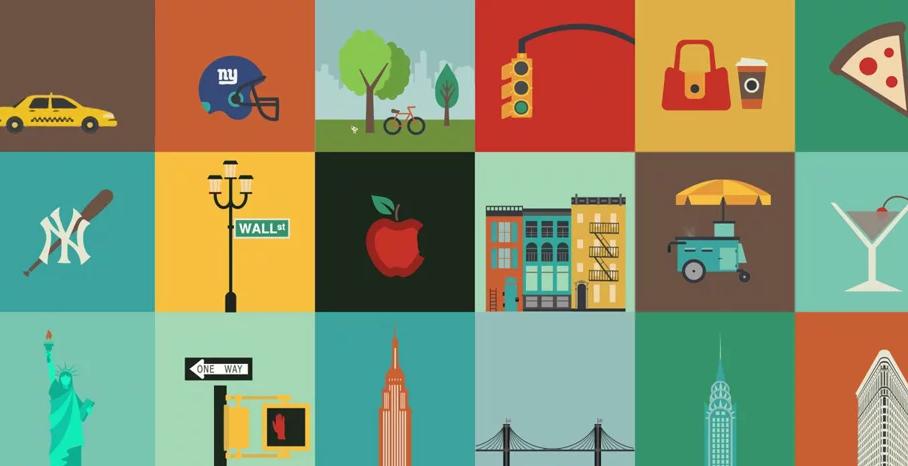 Estados Unidos – Qué hacer en Nueva York. Guía visual