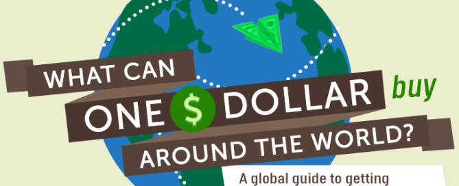 Qué comprar con un dólar