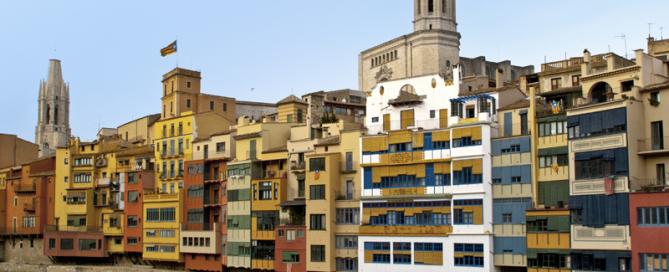 La ciudad de Girona