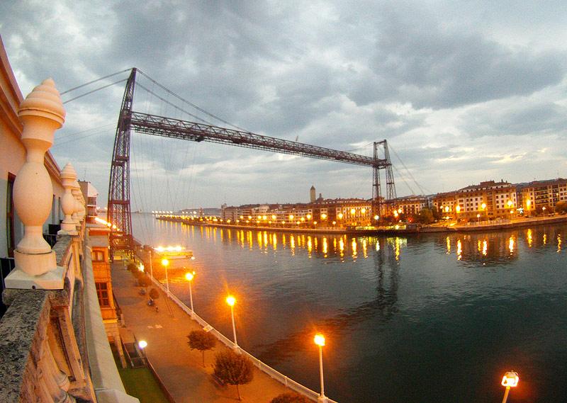 Puente de Bizkaia - Bizkaia Costa Vasca