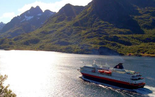 Crucero Hurtigruten