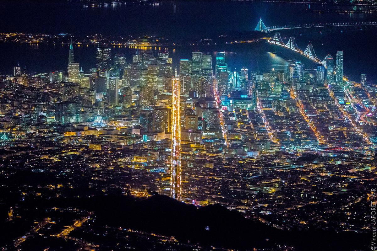 San Francisco - Foto: Vincent Laforet