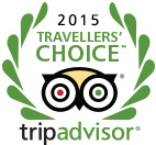 Travellers choice 2015 TripAdvisor