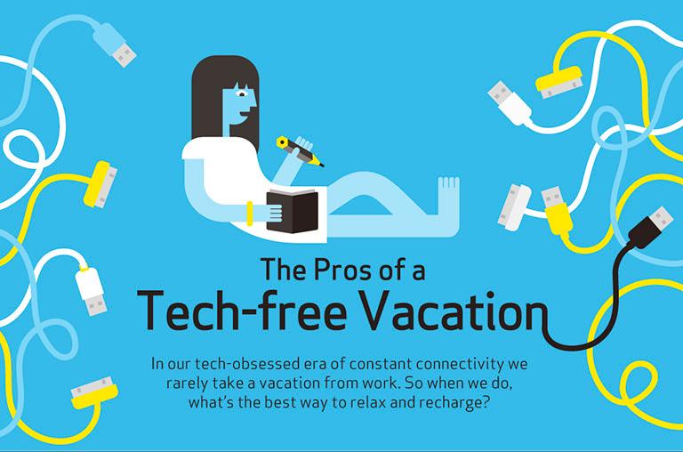 Apague su teléfono; disfrute sus vacaciones