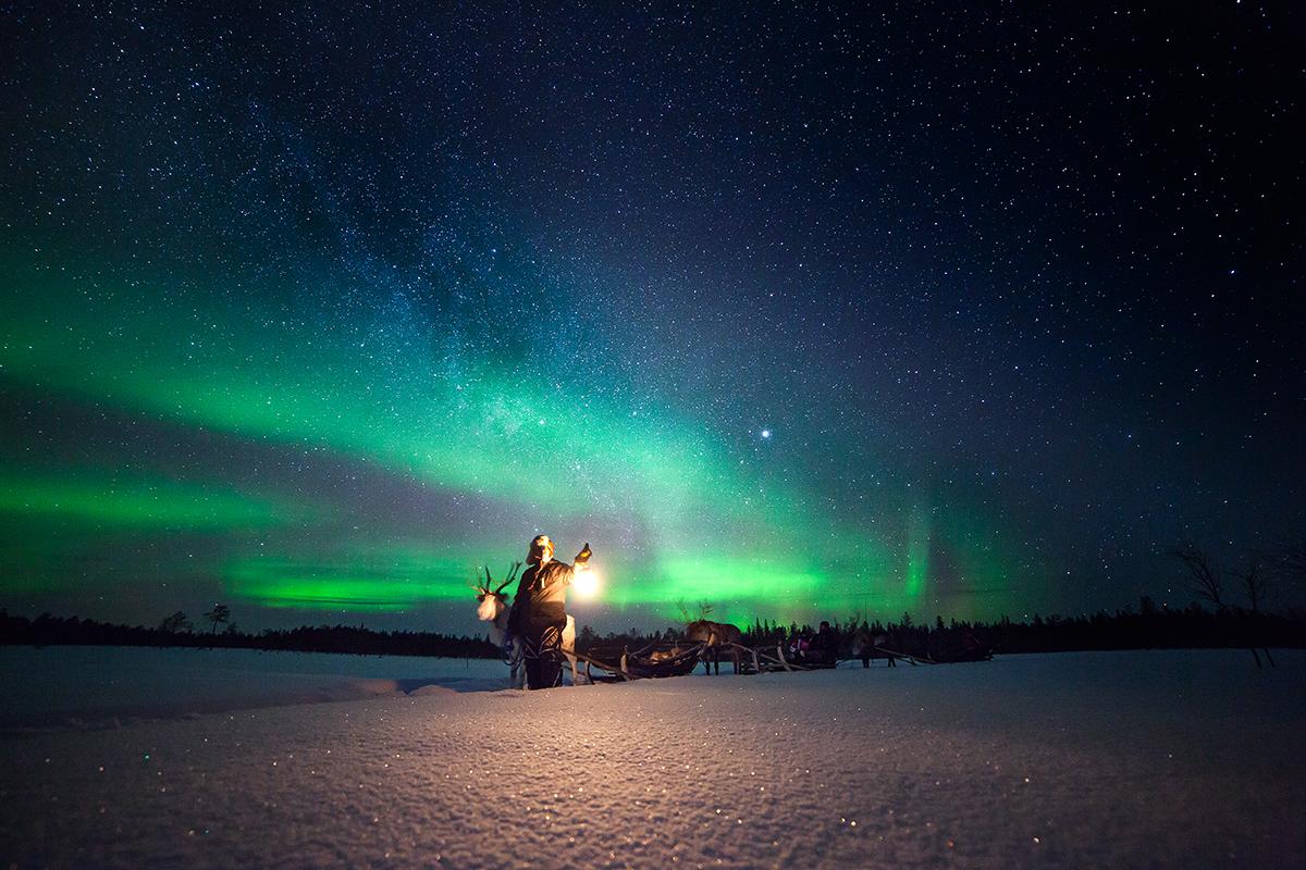 Qué son y dónde ver auroras boreales