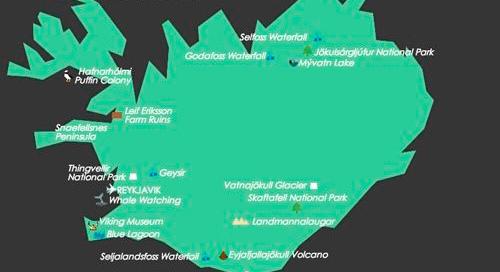 Viajar Islandia infografía