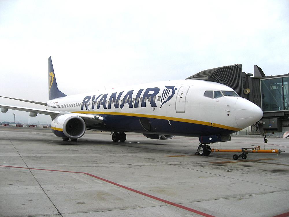 Ryanair, una de las compañías que más contamina en Europa 1