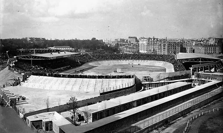 Parc des Princes en 1932
