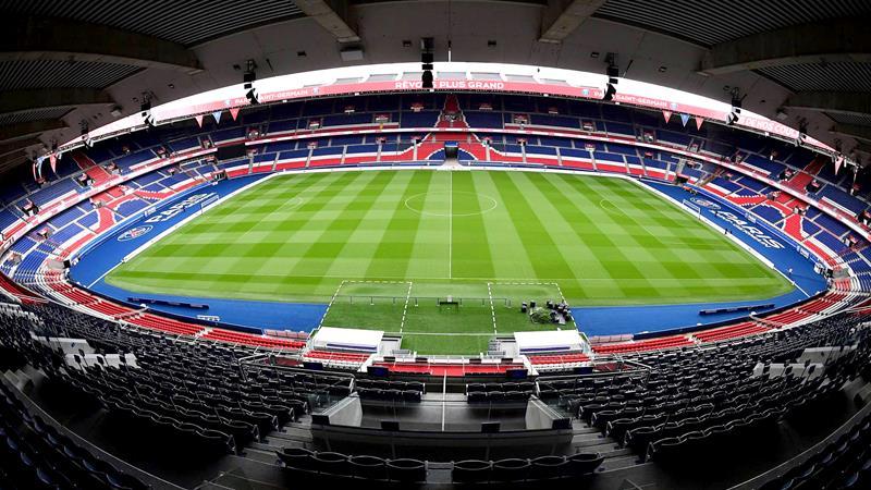 Así es el Parque de los Príncipes, estadio del Paris Saint-Germain
